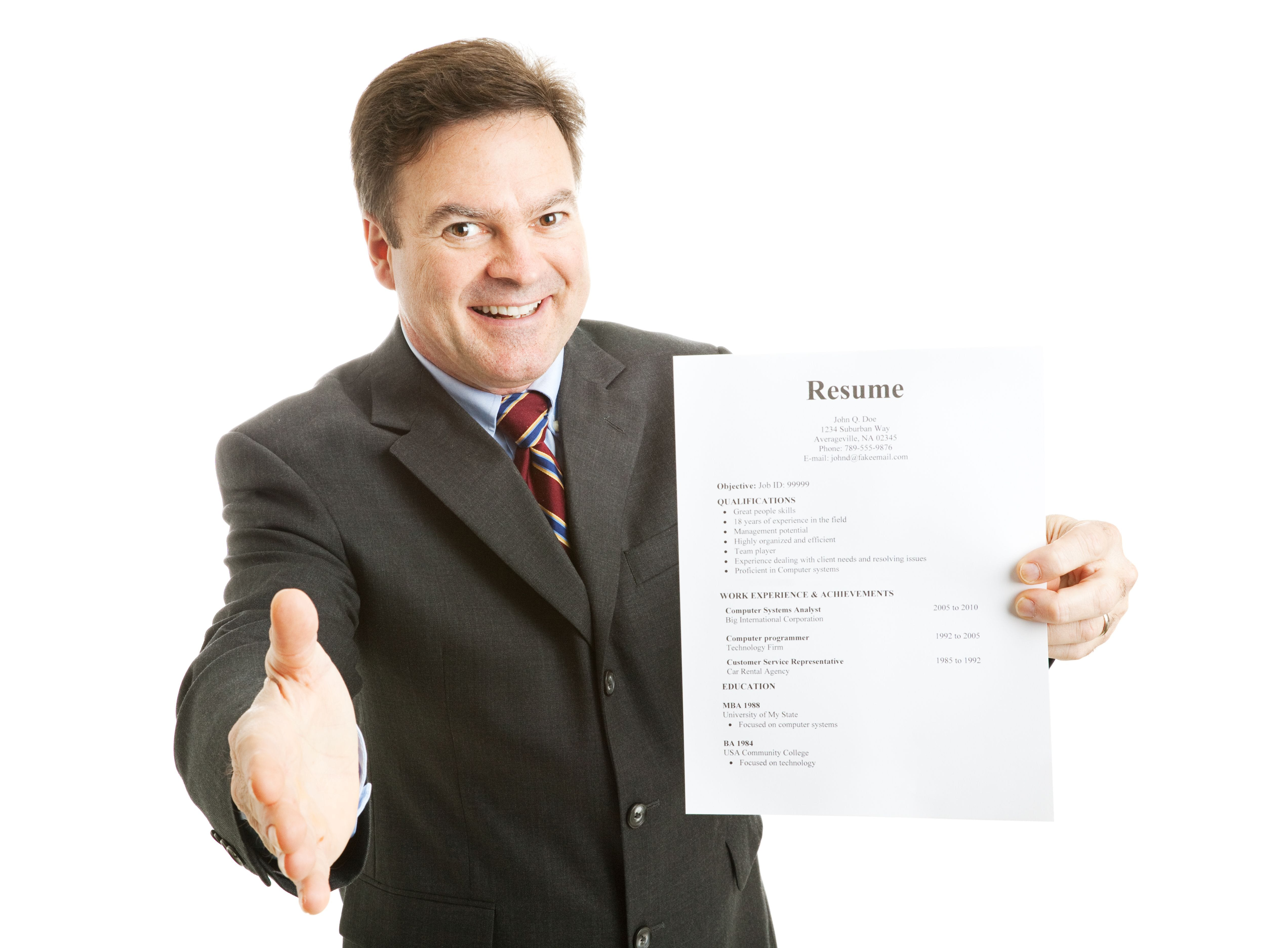 How to Beat ATS and Get Your Resume in Front of a Live Person