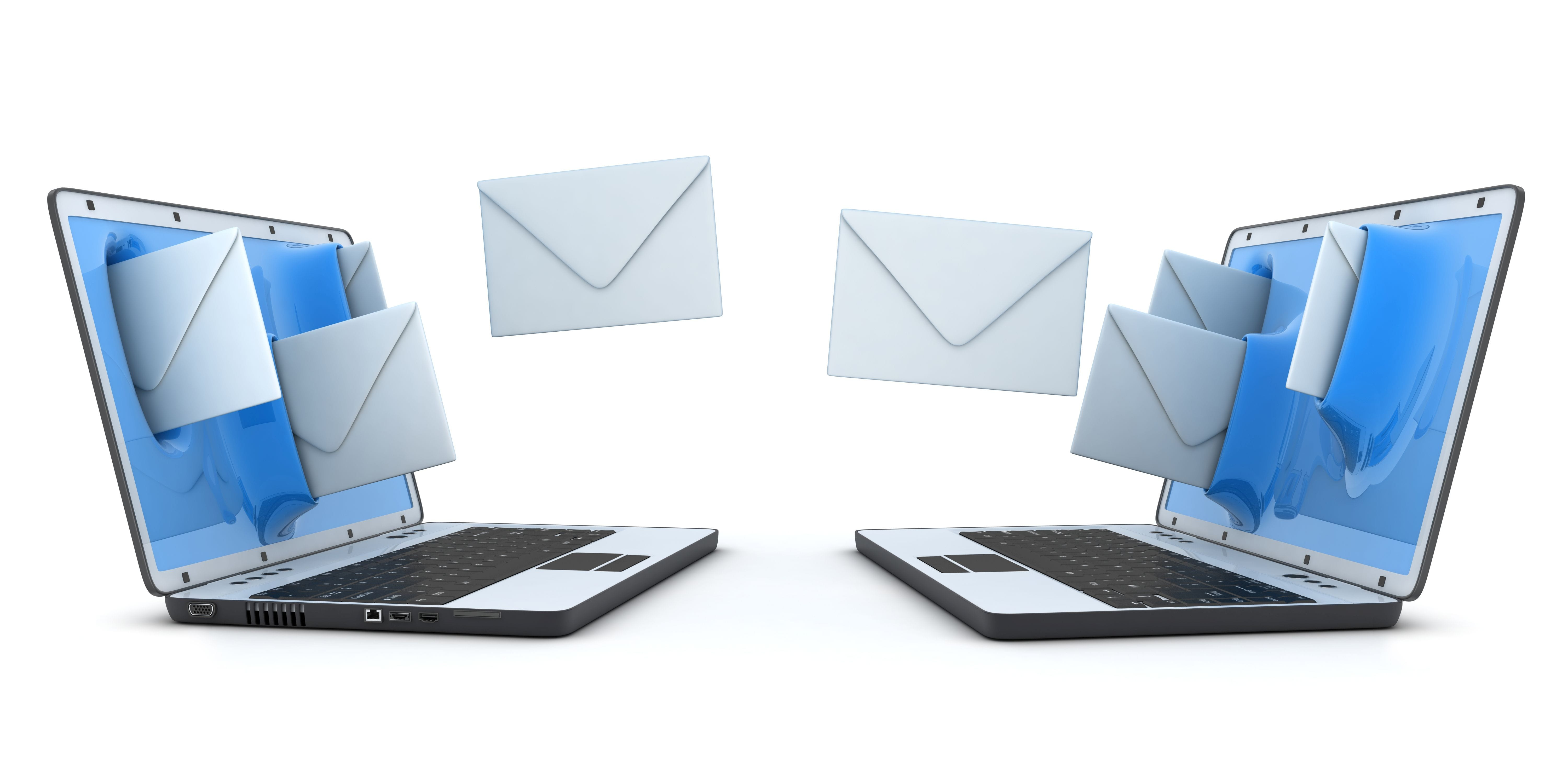 Transforming a Cover Letter into an Easy-to-Read Email