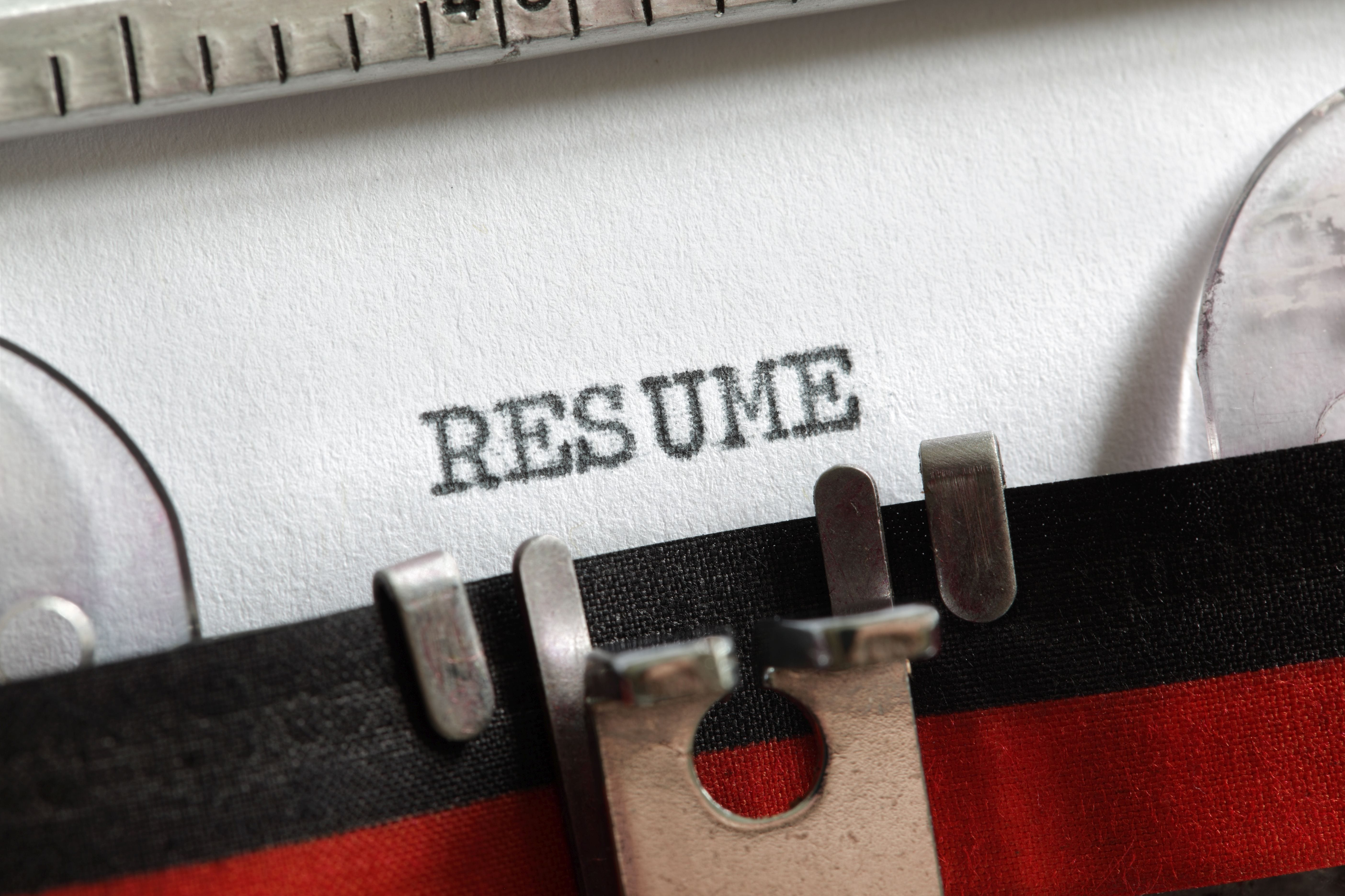 What Kind or Resume Writer Is Right for You?