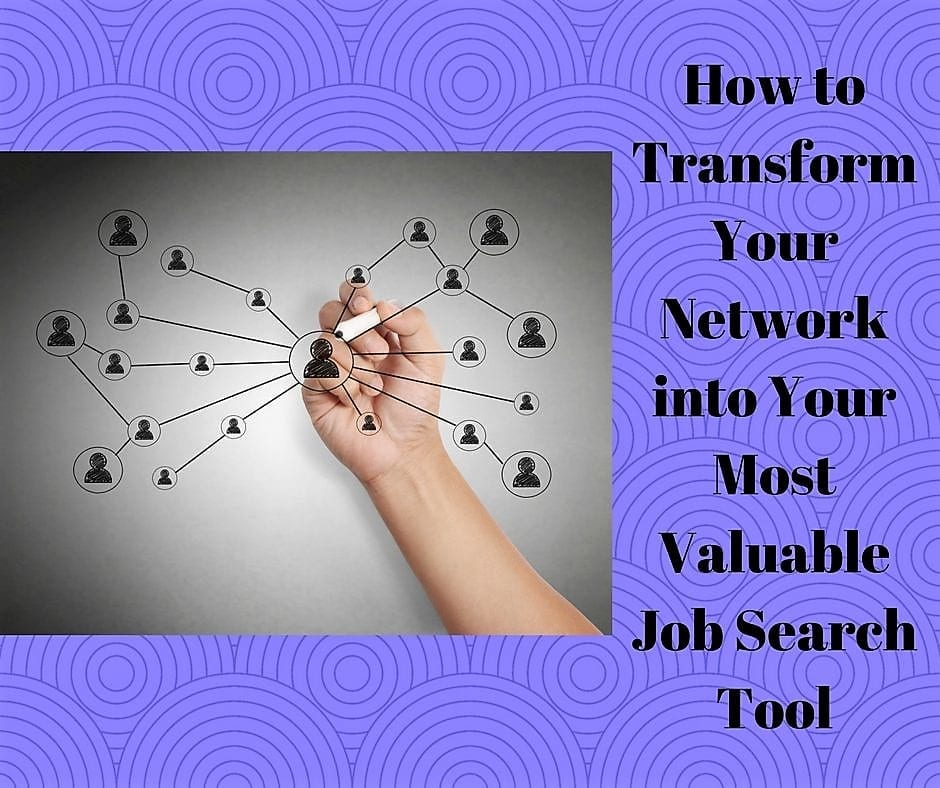 Resume and LinkedIn writer discusses harnessing the power of networking to get in front of hiring managers.