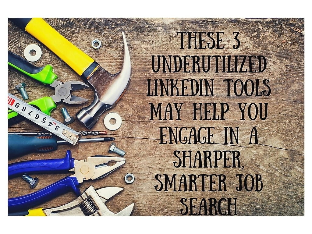 3 tools LinkedIn users should use according to a Resume and LinkedIn writing expert services