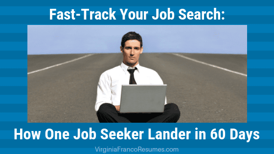 Fast-Track Your Job Search: How One Job Seeker Landed in 60 Days